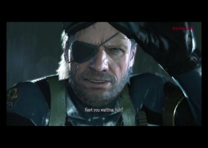 METAL GEAR SOLID: GROUND ZEROES!!!