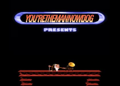 Kranky Kong Blows Up Your Site