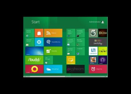 Introducing Windows 8!