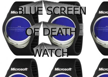 Microsoft's answer to the Apple Watch