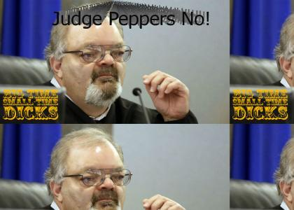 Judge Brian Peppers