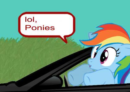 lol ponies