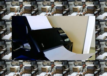 Endless Paperwork