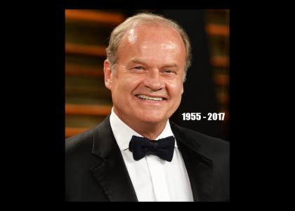 Kelsey Grammer 1 Year Death Anniversary