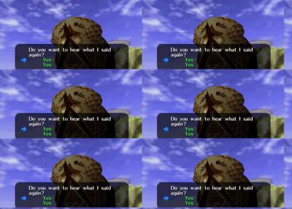 Zelda Problems