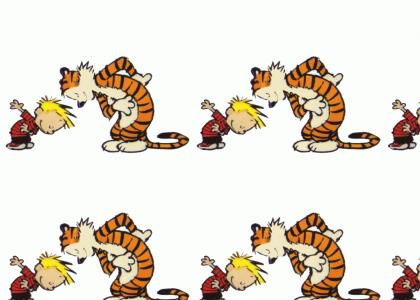 Calvin and Hobbes works It!