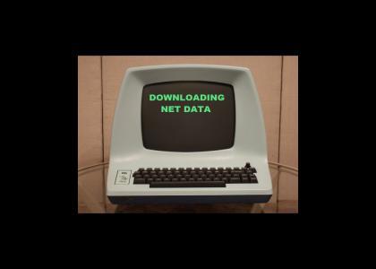 DOWNLOADING NET DATA