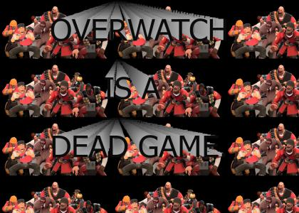 overwatch is a dead game