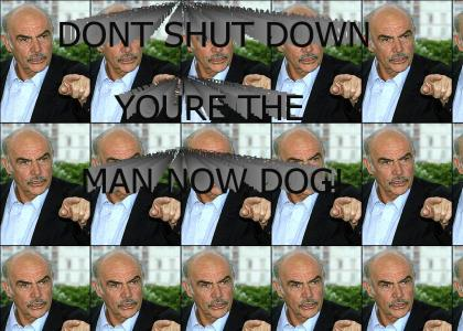 DONT SHUT DOWN, DOG