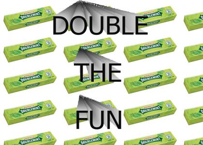 Doublemint Gum
