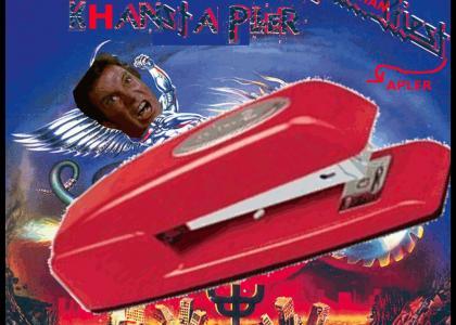 Khan Stapler 15: JudKhan PrieStapler