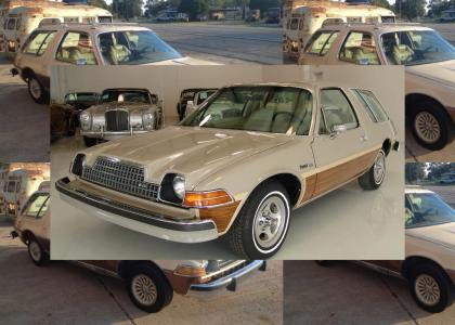 woodie Pacer wagon