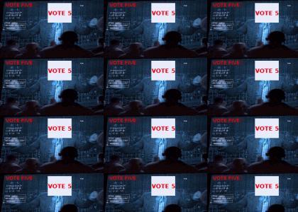 VOTE5TMND: Future Vote 5!