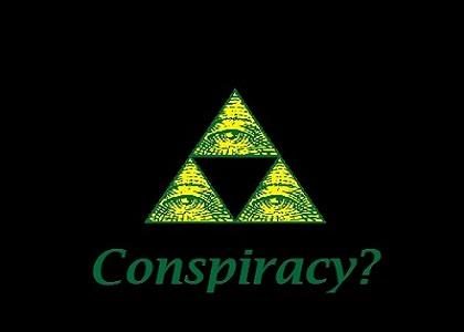 Tri Force Conspiracy