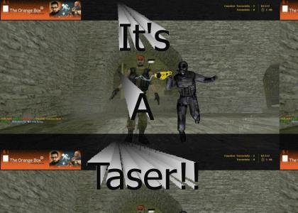 Counter-Strike: The CT's Have A New Weapon!