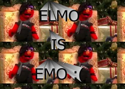 Elmo is Emo :(