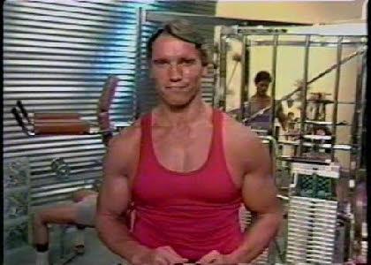 Best Way To Work That Body, According To Schwarzenegger