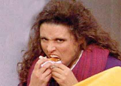 Elaine's Brain Damage