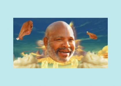 Uncle Phil's Heavenly Ascent