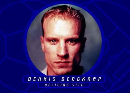 The Masturbating Bergkamp