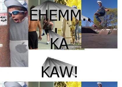 kakaw!