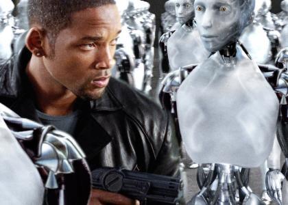I, Robot this Christmas