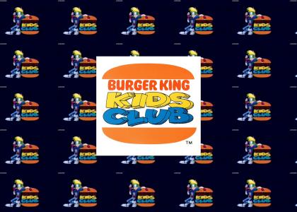 The Burger King Kids Club™