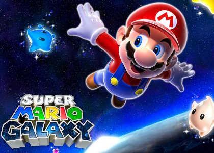 Super Mario Galaxy just got an NES release