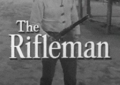 Rifleman: Sunday-go-to-meeting