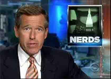 Brian Williams was a movie star