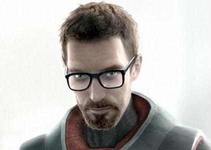 Gordon Freeman has NO CLASS