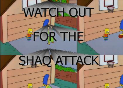 Watch out for the Shaq attack!