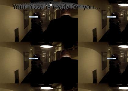 I never MADE a deal with Pizza Hut!