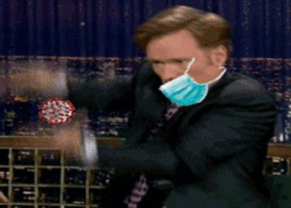 Conan is...VIRUS FREE