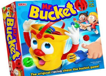 Bad Luck Bootsy's fight with Mr. Bucket