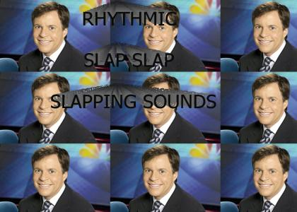 Rhythmic Slap-Slap-Slapping Sounds