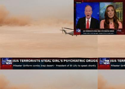 Pilleater's Pills Stolen By Terrorists