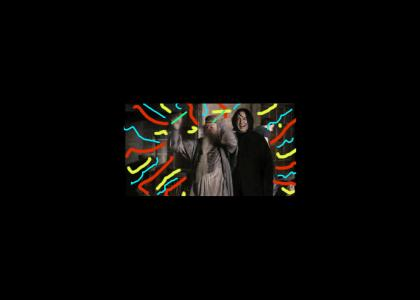 Snape Trips and Raves for the First Time (chibigatomon recut)
