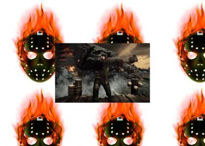 Jason Voorhees the Badass of Horror 2