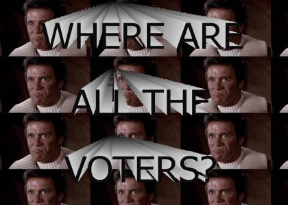 KHANTMND: Where are all the voters?