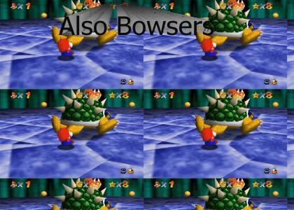 Mario's Ridin Spinnas