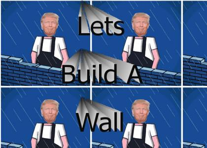 Lets Build A Wall