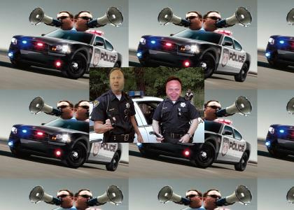Alex Jones Police Siren