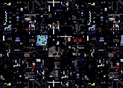 ACTUALEFFORTPUTINTOSITETMND: Blue BALLIN Machine
