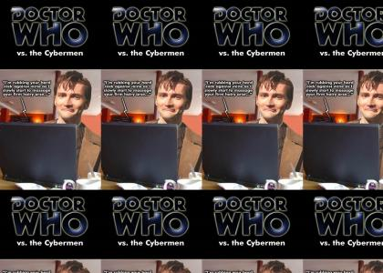 Dr Who vs the Cybermen