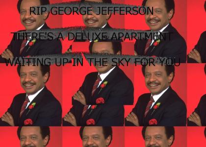 RIP George Jefferson
