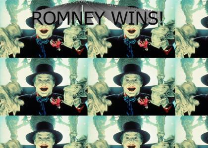 ROMNEY WINS!