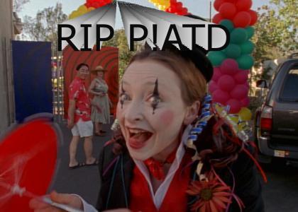 RIP P!ATD