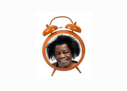 James Brown Alarm Clock