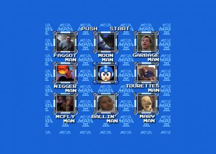 Megaman selects a fad: IYA Edition